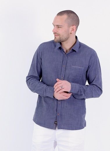 Cazador Gömlek İndigo